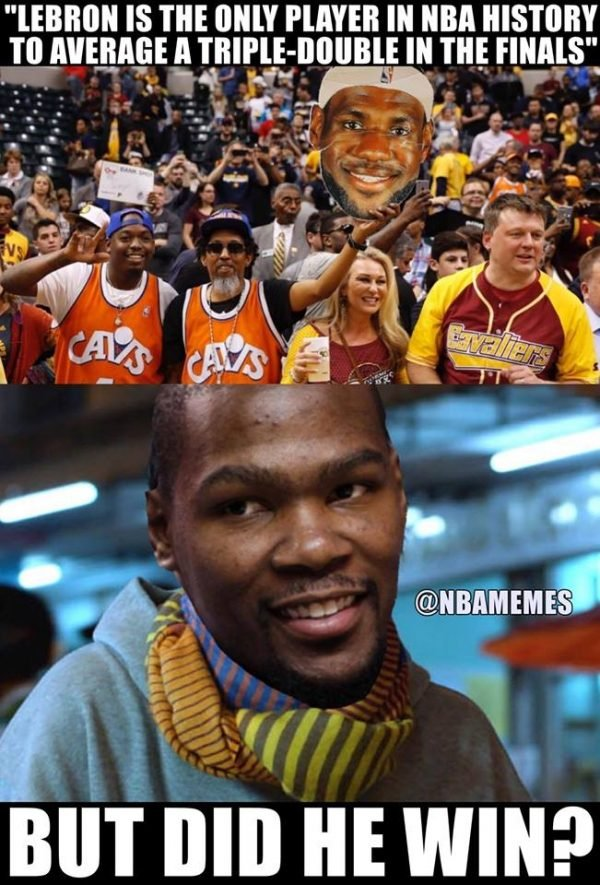 Durant But did he Win