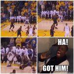 Durant LeBron Got Him