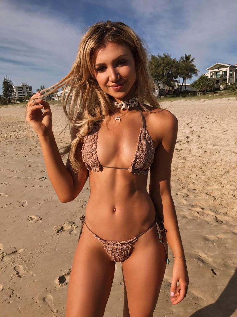 Gabby Epstein Bikini