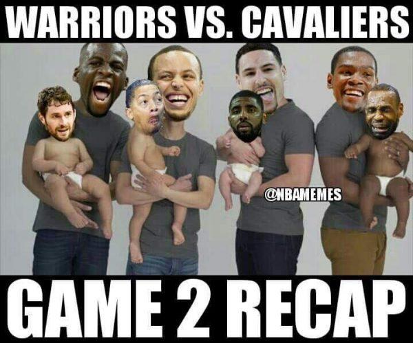 Game 2 Recap