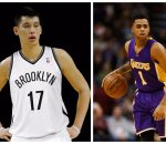 Jeremy Lin, D'Angelo Russell