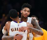 Brandon Ingram, Jordan Clarkson