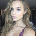 Josephine Skriver Eyes
