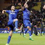 Juventus beat Monaco