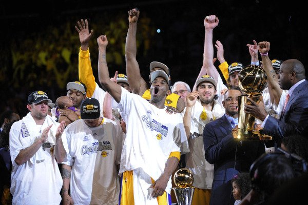 Lakers 2010 Champions