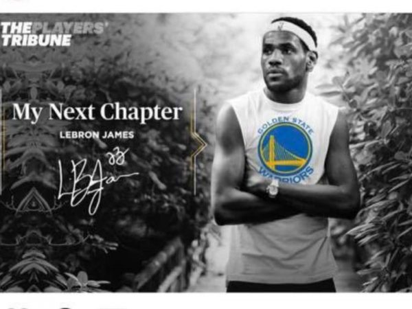 LeBron James next chapter