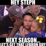 Let's get that LeBron Guy