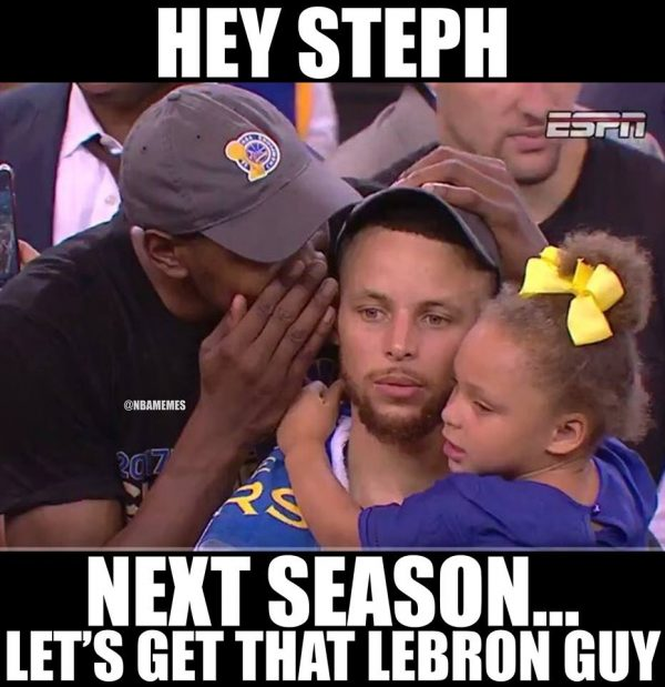 Let's get that LeBron Guy