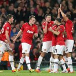 Manchester United Olympiacos 2014