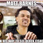 Matt Barnes champion