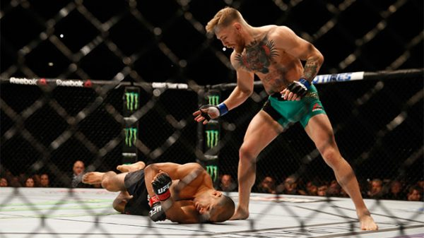 McGregor Beats Aldo 194