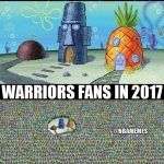 More Warriors Fans
