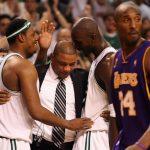 Pierce, Garnett, Rivers, Kobe