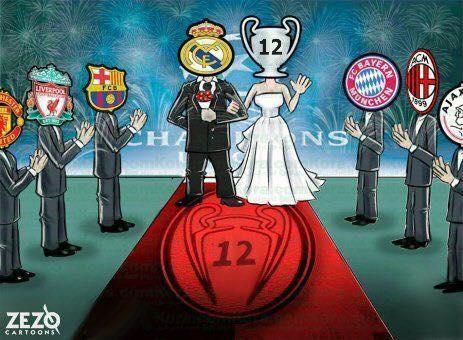 Real Madrid & 12
