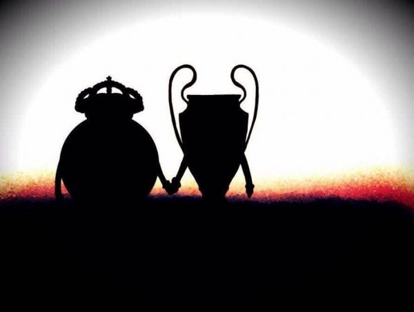 Real Madrid & Champions League Trophy Love Story