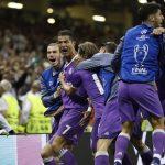Real Madrid beat Juventus