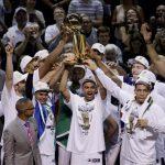 Spurs 2014 Champions