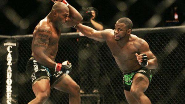 UFC 114 Evans Jackson
