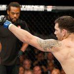 UFC 168 Weidman Silva