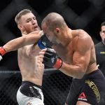 UFC 205 Conor McGregor Knockout