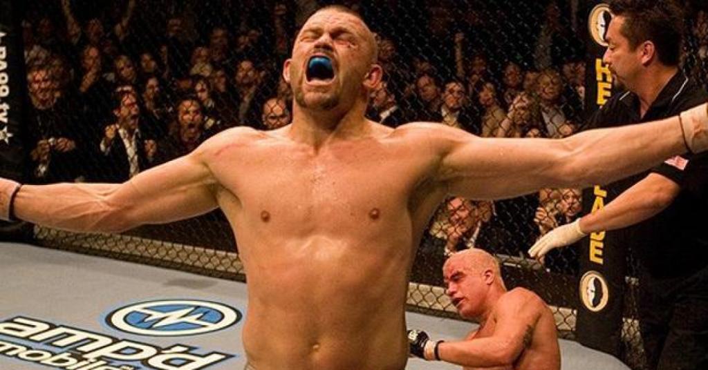 UFC 66 Chuck Liddell beats Ortiz
