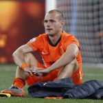 Wesley Sneijder Crying