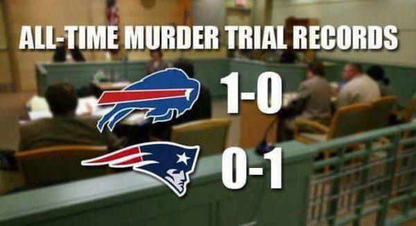 Bills beat Patriots meme