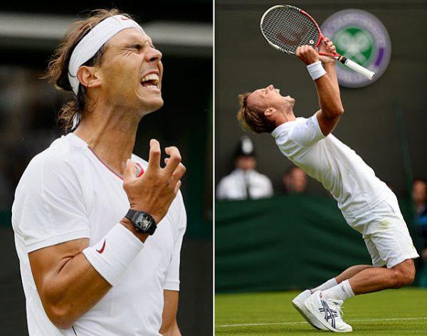 Darcis beats Nadal