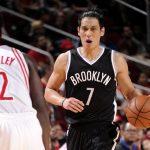 Jeremy Lin Brooklyn Nets