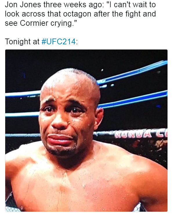Introducing Crying Cormier