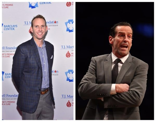 Kenny Atkinson, Sean Marks