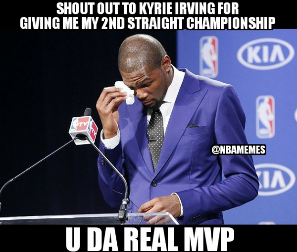 Kyrie Irving u da real mvp