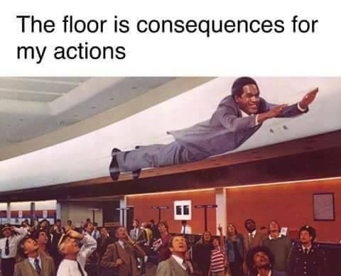 No Consequences O.J.