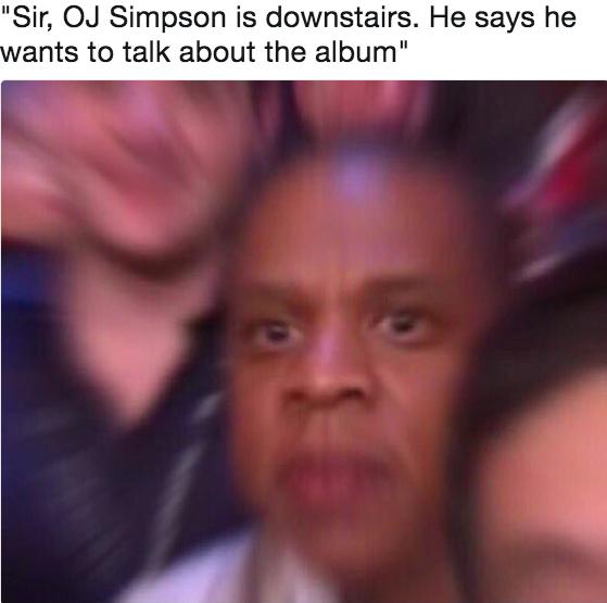 O.J. & Jay-Z