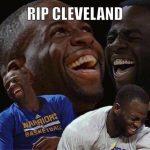 RIP Cleveland