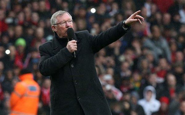Alex Ferguson Last Championship