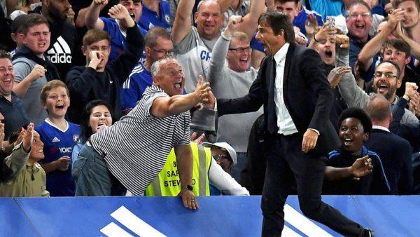 Antonio Conte Chelsea Fans
