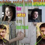 Arya instead of Littlefinger