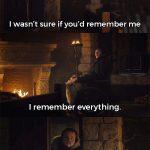 Bran Remembers Everything