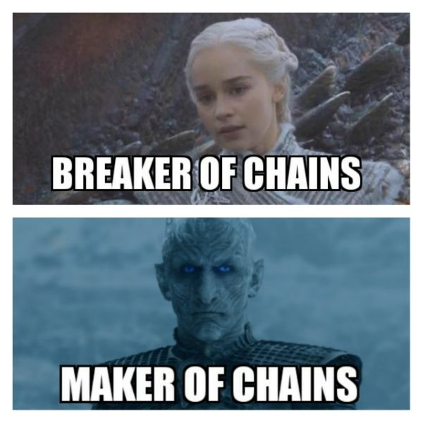 Breaker & Maker of Chains