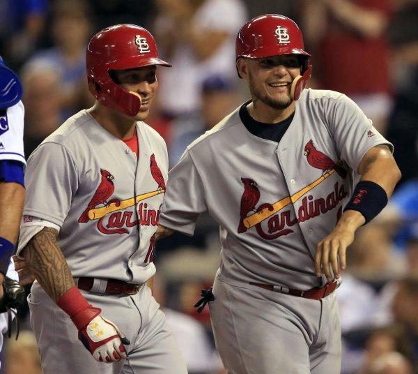 Cardinals beat Royals