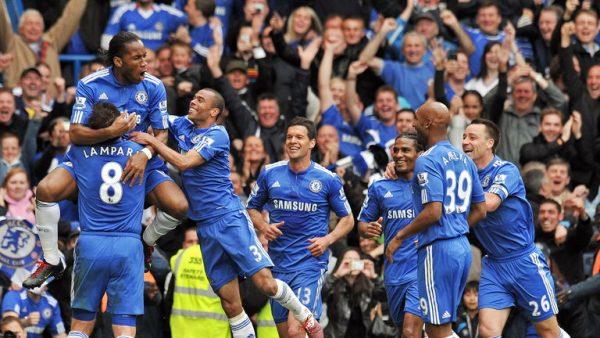 Chelsea Wigan 8-0