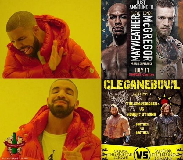 Cleganebowl fight of the century