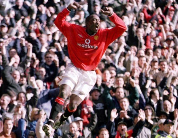 Dwight Yorke Hat Trick vs Arsenal 2001