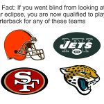 Eclipse Bad NFL teams