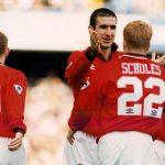 Eric Cantona, Paul Scholes