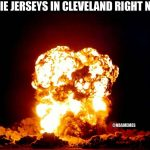 Kyrie Jerseys lighting up
