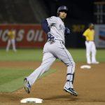 Leonys Martin Home Run