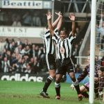 Les Ferdinand Manchester United Newcastle