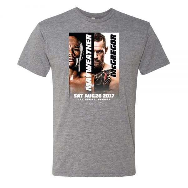 Mayweather vs McGregor Poster T-Shirt